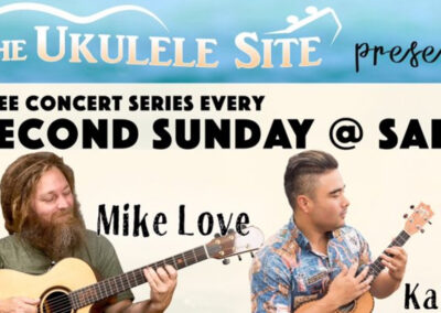Second Sunday at SALT' Free Music Concert
