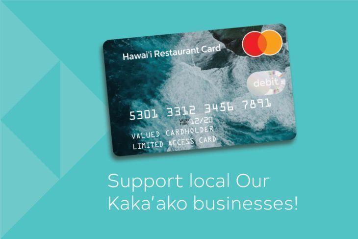 Hawai'i Restaurant Card