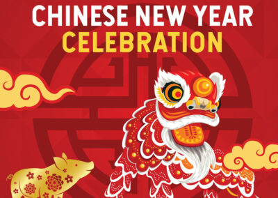 Chinese New Year Celebration at SALT
