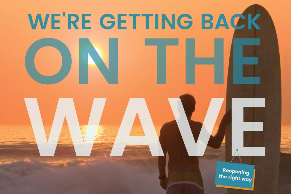 """""""Back on the Wave"""" for O'ahu's Recovery"""