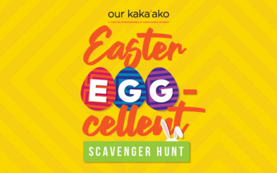 Easter EGG-cellent Scavenger Hunt